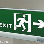 Exit Light GN-206-A