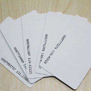 RFID Smart Card 0.8mm