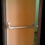 Emergency Exit Fire Door FD30