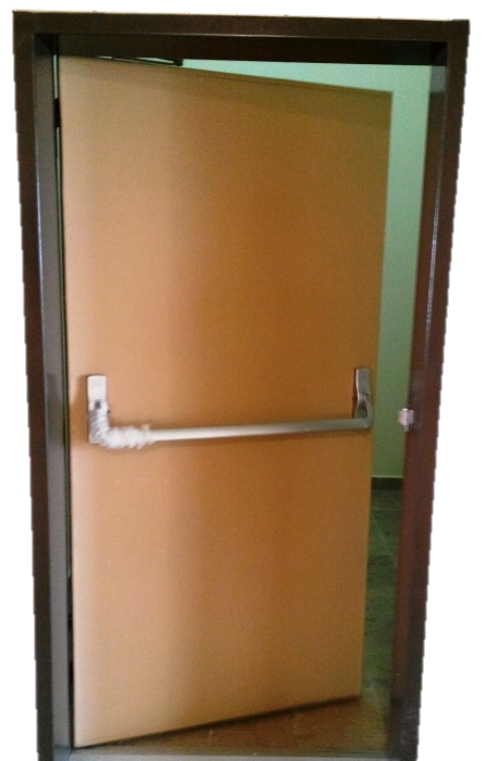 Fire Exit Door : Emergency exit door basic gobuy pk pakistan