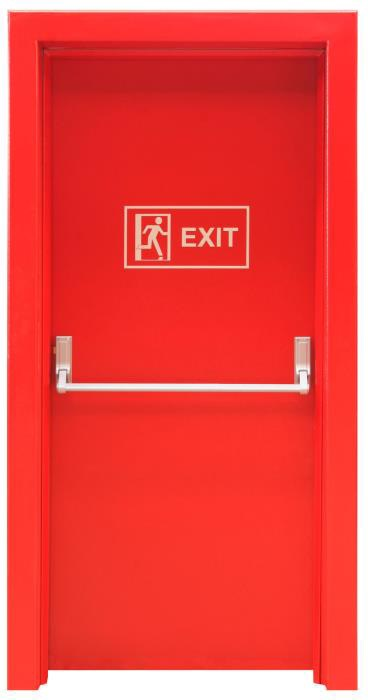 Emergency Exit Door Basic Gobuy Pk Pakistan