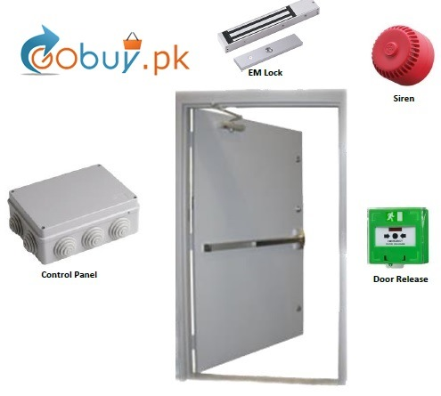 Emergency Exit Door Alarm System Gobuy Pk Pakistan